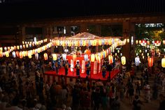 Kitamido Bon Festival Dance