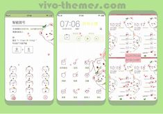 Little Bear Theme For Vivo Android Smartphone Android Phone Wallpaper, Bear Theme, Settings App, My Themes, Android Smartphone, Ideas, Tela, Initials, Thoughts