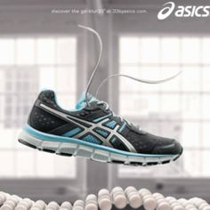 asics are the best running shoes
