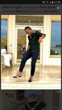 Sandale football  (Didier Drogba)