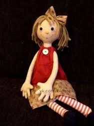 Resultado de imagen para muñecos de trapo paso a paso