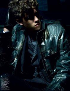 Fransisco Lachowski cast as James Sirius Potter