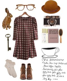 """three coffee refills"" by renachanxoxo ❤ liked on Polyvore"