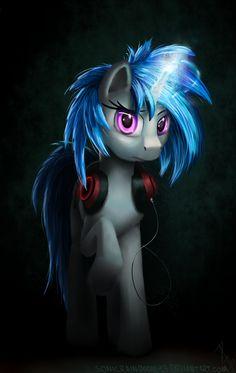 Scratch Wub Wub Vinyl Music Pony Derp Derp by Tyruas.deviantart.com on @deviantART
