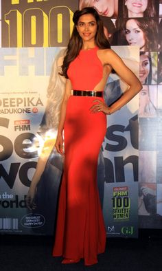 Deepika looked gorgeous in a red Stella McCartney gown at an event. http://movies.ndtv.com/photos/femme-fatales-deepika-pallavi-kiara-18022/slide/2