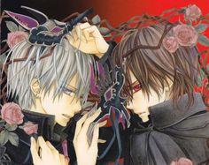 Zero and Kaname
