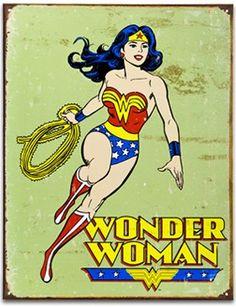 Wonder Woman: The History