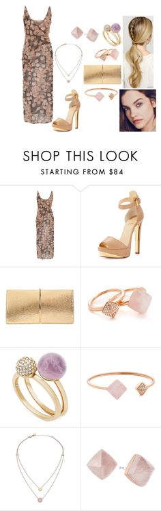 """""""TDG #11"""" by tynabrookler ❤ liked on Polyvore featuring Jason Wu, Christian Louboutin, Nina Ricci and Michael Kors"""