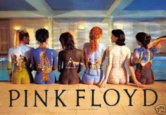 PINK-FLOYD-Back-Catalogue-Nude-Naked-29X43-Cloth-Poster-Flag-Tapestry-New