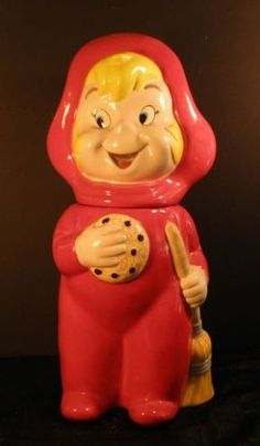 Wendy The Good Little Witch Cookie Jar From Casper