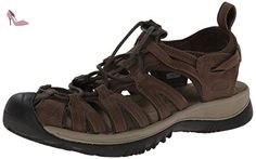 5ae6165d907c Keen Whisper Leather Women s Sandal De Marche - SS15 - 37.5  Amazon.fr   Chaussures et Sacs