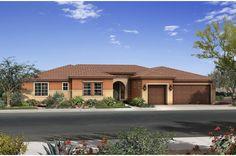 Durango Ranch by Pardee Homes in Las Vegas, Nevada