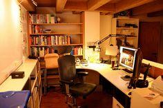 画像 : 【オシャレな】自宅オフィスのレイアウト画像集【SOHO】 - NAVER まとめ