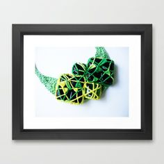 Green Lace and  Glass Necklace Fine Art  Photography  Framed Art Print by BaleaRaitzART - $56.00 Framing Photography, Fine Art Photography, Green Lace, Glass Necklace, Framed Art Prints, Ink, Decor, Decoration, Art Photography