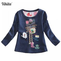 Kids Outfits Girls, Shirts For Girls, Girl Outfits, Girl Shirts, Girls Tees, Summer Outfits, Tee Shirts, T Shirt Kids, Clothes 2018