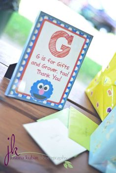 Sesame Street Birthday Party Ideas | Photo 8 of 54