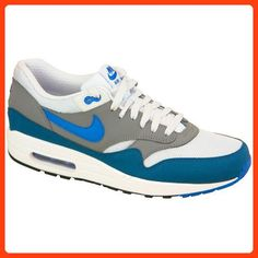 NIKE AIR FORCE 1 UNC Blue Gale Collegiate Blau Weiss EUR