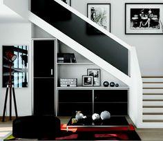 Decoration Sous Un Escalier