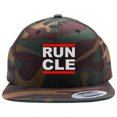 Run Cle Embroidered Snapback Hat Gorras Snapback 178741d7b3b