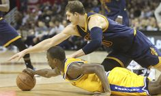 Warriors Clearly a Notch Above Cavaliers After Dominant Win = Maybe it was the season of giving that allowed us to be blessed with such a captivating NBA Finals rematch between a now-healthy Cleveland Cavaliers team and a hungry Golden State Warriors squad in pursuit of history. When the scene shifted to Cleveland on.....
