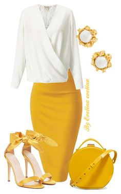 Too bad there aren't more yellow clothes on the market. I… – Outfits for Work I like the yellow. Too bad there aren't more yellow clothes on the market. Classy Casual, Classy Outfits, Chic Outfits, Fashion Outfits, Womens Fashion, Sporty Outfits, Fashion Ideas, Classy Dress, Trendy Fashion