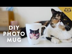 DIY Photo Mug | Do It And How Great gift for grandparents!!