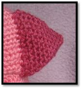 MATERIALES Lana de diferentes colores Grosor de la lana: 3-4 mm Aguja crochet adecuada para el grosor de la lana Ag...