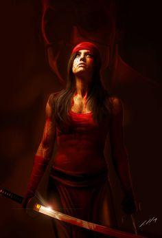 Elektra Assassin by axlsalles on DeviantArt
