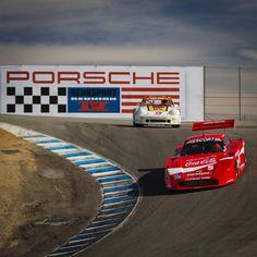 Porsche Rennsport Reunion IV at the famed Laguna Seca corkscrew