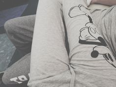 mickey mouse sweatpants  #relationshipgoals