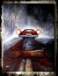 Stephen King's CHRISTINE by RavenMedia.deviantart.com on @deviantART