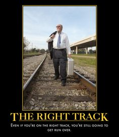 The right track - Imgur