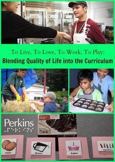 WEBCAST: Learn how to integrate Quality of Life skills into the subjects you are already teaching. You can also earn credits for watching this webcast.