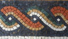 ancient roman pattern