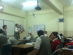 Blank class