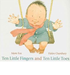 Nothing is sweeter, as everyone knows, than tiny baby fingers and chubby baby toes! All over the world, babies are different. Yet in some ways they are very much the same.... If you are a mum... you will love the 3 little kisses at the end!  One of my favourites to read!