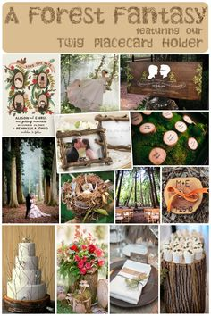 Woods wedding ideas.  This photo was uploaded by sharonclip.