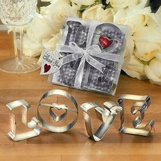 Love Cookie Cutters by Beau-coup