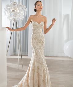 Demetrios Wedding Gowns style 619, 2016 Collection, Bridal Dresses