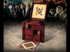 Novo box de Harry Potter