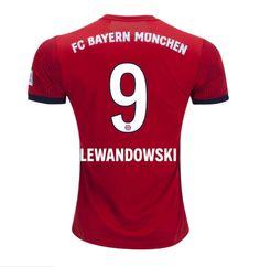 Lewandowski+ 9+Bayern+Munich+Home+18 19+Jersey+New+Free+Shipping  SGEFCB   Supercup  Lewandowski   rl9  Coman  king coman  Thiago  thiago6  packmas   yes ... f3106bd4c99