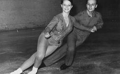 Eva Romanova and Pavel Roman of Czechoslovakia were a brother-sister-team competing in ice dancing. They were world champions from Ice Skating, Figure Skating, Ice Dance, Brother Sister, Roman, Champion, Sisters, Memories, Retro