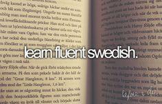 Swedish √