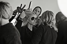 Photo Credit, Backstage, Behind The Scenes, Berlin, Fall, Fashion, Autumn, Moda, Fashion Styles