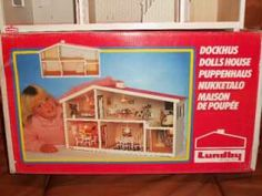 1970's dollhouse picture - Google Search