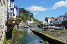 Polperro, Cornwall. I LOVE this place!