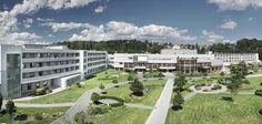 Unser Resort ist eingebettet in die liebliche Landschaft des Südburgenlandes. Die Lage der Kurhotels und des Kurmittelhauses inmitten des idyllischen, weitläufigen Kurparks schaffen die idealen Voraussetzungen für einen entspannten Kuraufenthalt. #Badtatzmannsdorf #Kurhotel #Wellness #Therme #Gesundheit