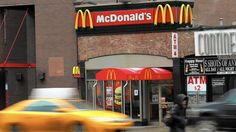 McDonald's to open f