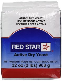 Active Dry Yeast from one of the most popular brands worldwide.Active Dry Yeast is designed for yeast-leavened bread and dough .From the popular brand Red Star . Homemade Sandwich Bread, Sandwich Bread Recipes, Crazy Dough, Hokkaido Milk Bread, No Yeast Bread, Bread Bun, Blackberry Wine, Easy Chinese Recipes, Easy Recipes
