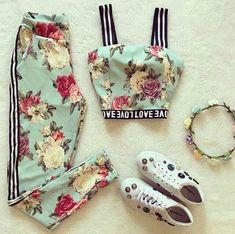 Moda femenina elegante juvenil Ideas Source by femenina Teenage Outfits, Teen Fashion Outfits, Sporty Outfits, Cute Casual Outfits, Cute Summer Outfits, Outfits For Teens, Stylish Outfits, Dress Outfits, Girl Outfits